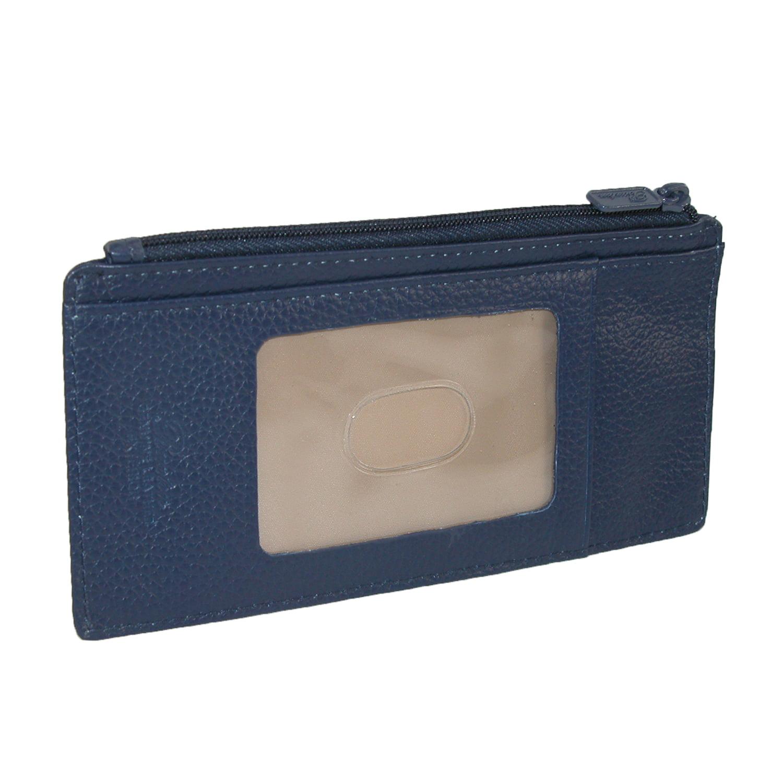 Buxton Thin Holder Card Case, Chocolate Brown, One Size - Walmart.com