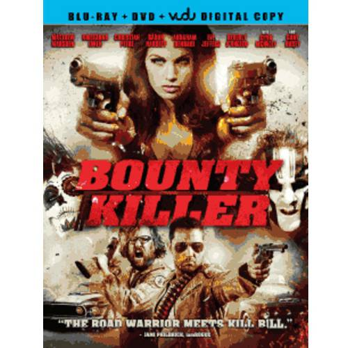 Bounty Killer (Blu-ray + DVD + VUDU Digital Copy) (Widescreen)