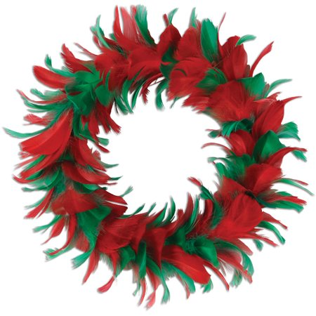 Feather Wreath (Pack of 6)](Feather Wreath)