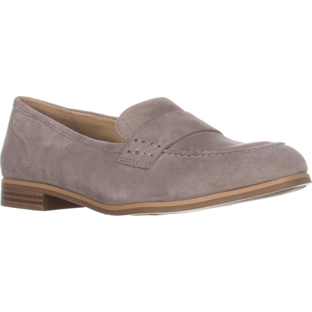 Womens Naturalizer Veronica Comfort Penny Loafers, Grey by Naturalizer