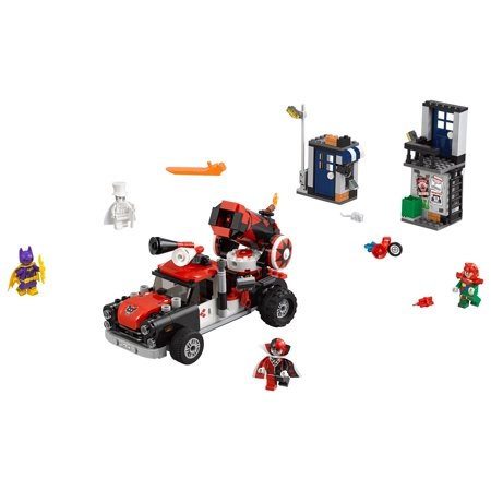 Lego Batman Movie Harley Quinn Cannonball Attack 70921