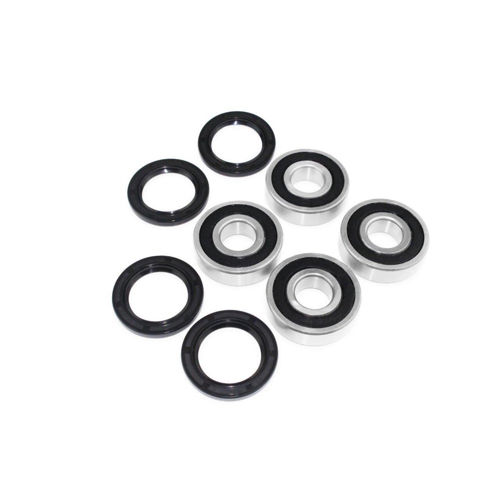 Brand New Bearings & Seals kit fits both sides Front