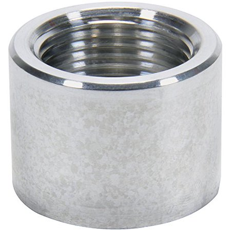 NPT Female Weld Bung 3/4in-14 Aluminum
