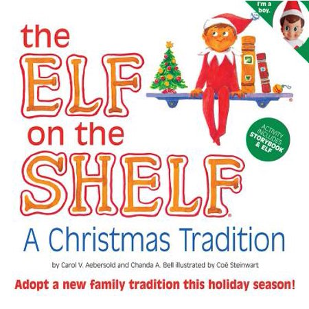 The Elf on the Shelf: A Christmas Tradition - Elf On The Shelf Halloween Card