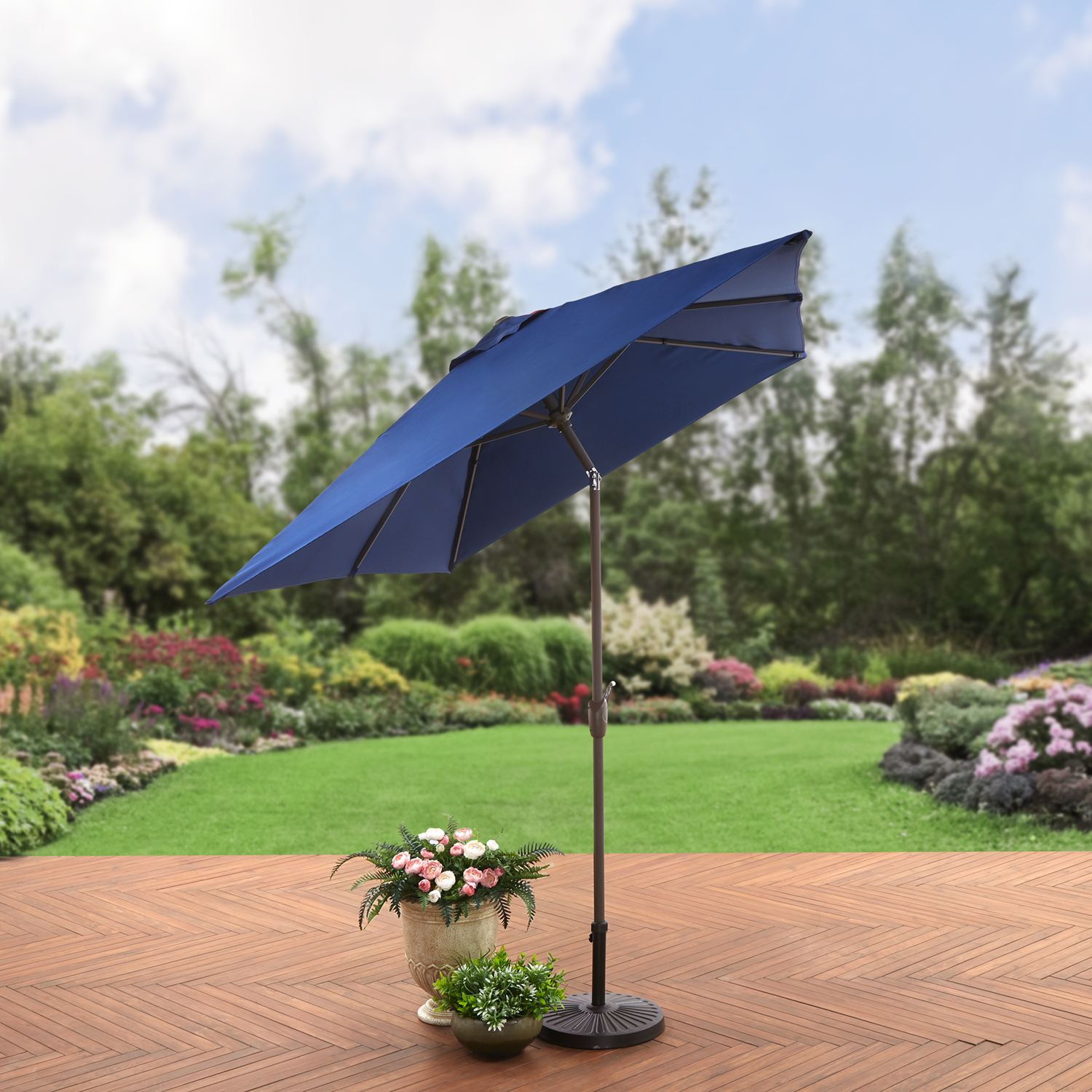 Better Homes And Gardens 6.2 X 9.6 Ft. Rectangular Patio Umbrella    Walmart.com