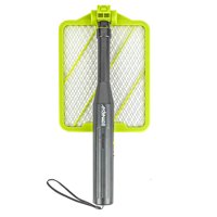 Dynazap Extendable Insect Zapper Electric Fly Swatter