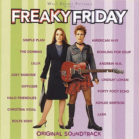 Freaky Friday Soundtrack](Halloween Freaky Music)