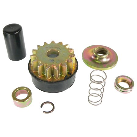 DB Electrical SBS5013 Starter Drive Kit for Briggs & Stratton 15 Gear Teeth CCW Drive Assembly / 496881,  10877, 435-211 ()