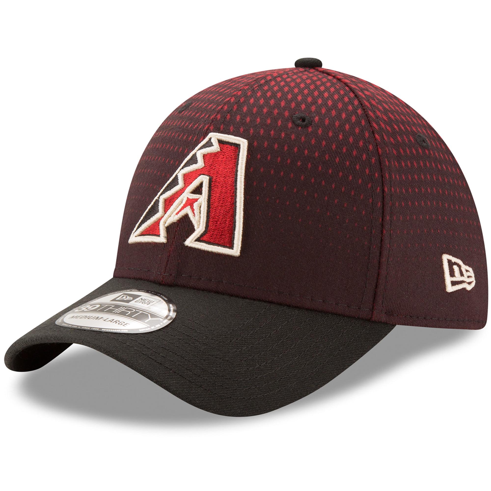 Arizona Diamondbacks New Era Game Team Classic 39THIRTY Flex Hat - Black