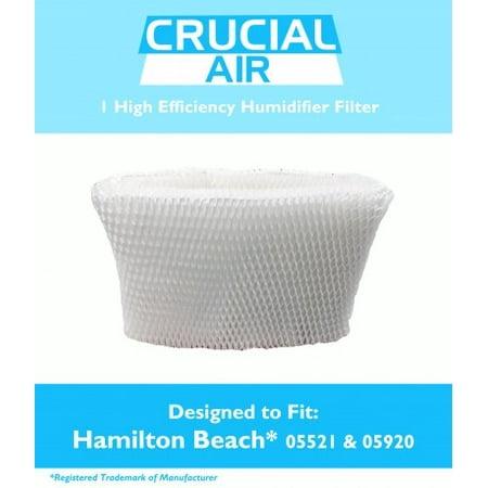 Hamilton Beach True Air 05920 Humidifier Filter Fits 05520 & 05521