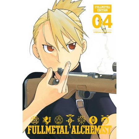 Fullmetal Alchemist: Fullmetal Edition, Vol. 4
