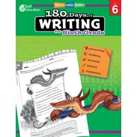 180 Days of Practice: 180 Days of Writing for Sixth Grade: Practice, Assess, Diagnose (Paperback)