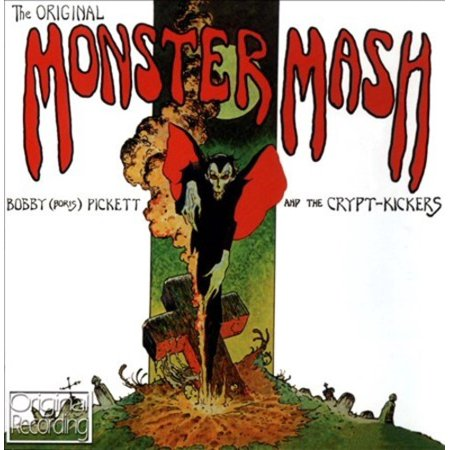 THE  ORIGINAL MONSTER MASH *](Halloween Songs Monster Mash)