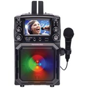 Karaoke USA GQ450 Portable CDG/MP3G Karaoke Player with 4.3-Inch Color TFT Screen
