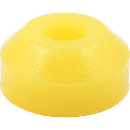 Allstar Performance ALL56372 2.25 in. O.D x 0.75 in. I.D 75 Durometer Hardness Yellow Bushing - image 1 de 1