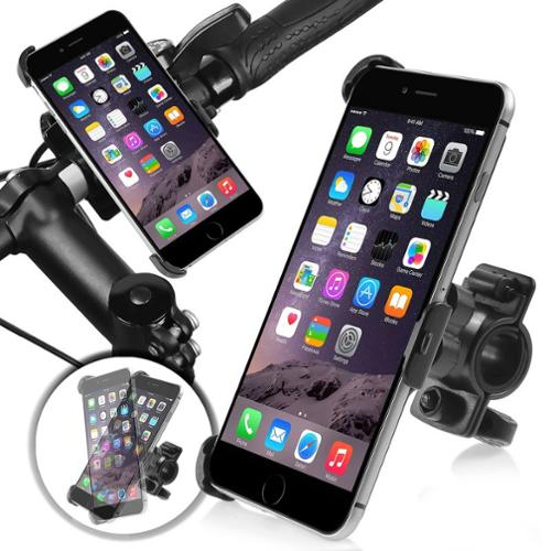 Insten Bike Bicycle Phone Holder Mount Stand Bracket For iPhone 6 Plus \/ 6S Plus 5.5\
