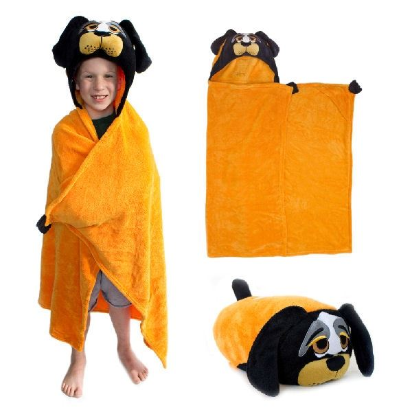 Tennessee Volunteers MascotWear Huggable Hooded Blanket