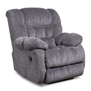 American Furniture Columbia Polyester Recliner