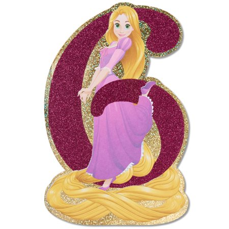 Rapunzel birthday card with glitter walmart rapunzel birthday card with glitter bookmarktalkfo Image collections