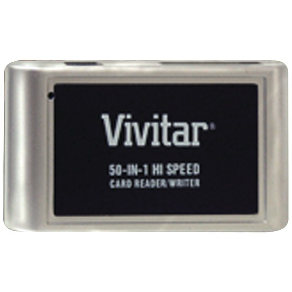 Vivitar 50-in-1 Card Reader / Writer