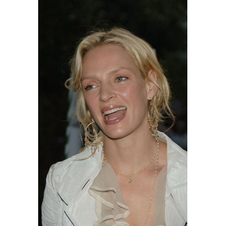 Uma Thurman At Arrivals For Central Park Zoo Wildlife Conservation Safari 2006 The Central Park Zoo New York Ny May 17 2006 Photo By William D BirdEverett Collection (Central Park Zoo)