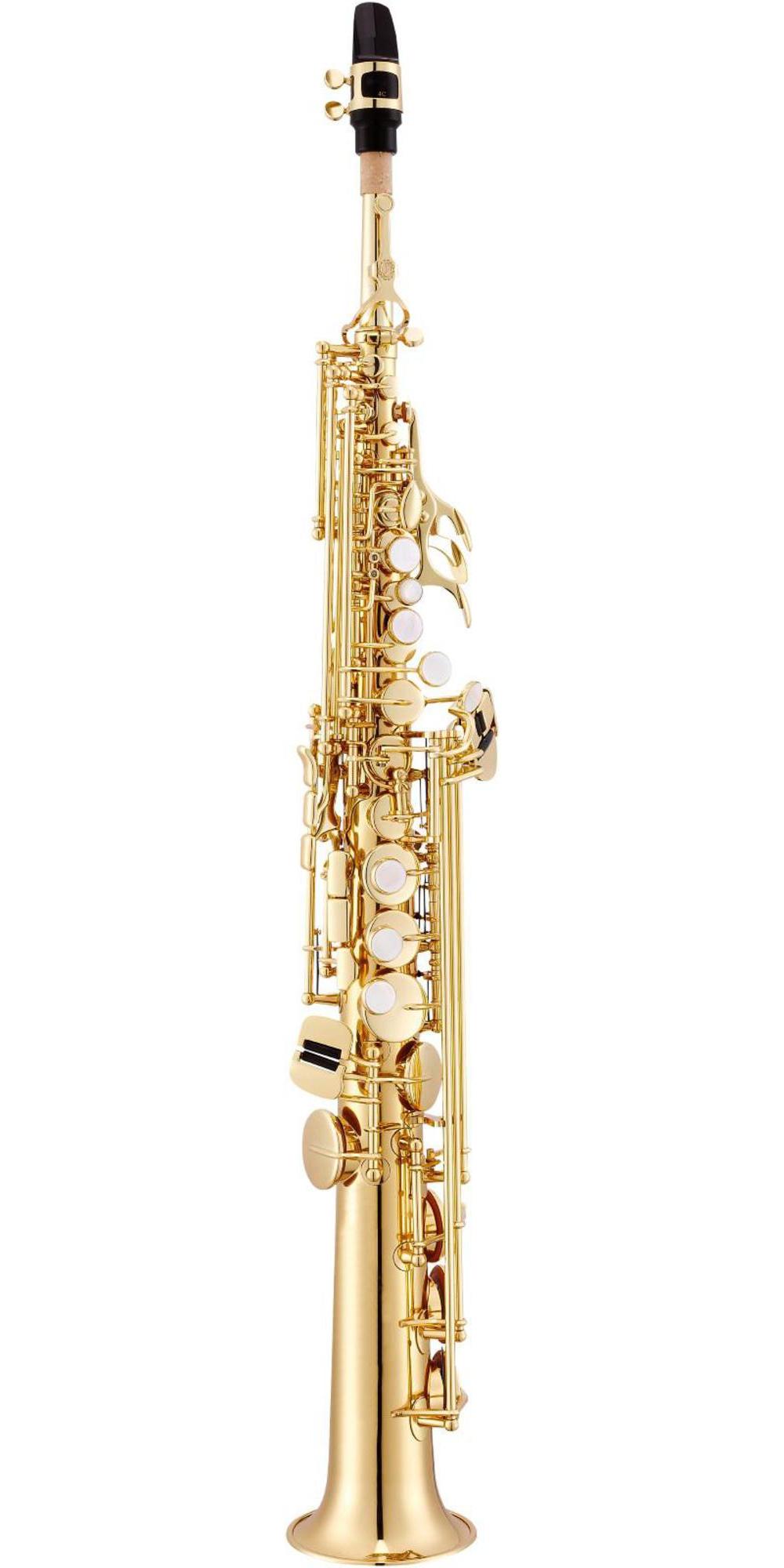 Jupiter JSS1000 Intermediate Bb Soprano Saxophone by Jupiter