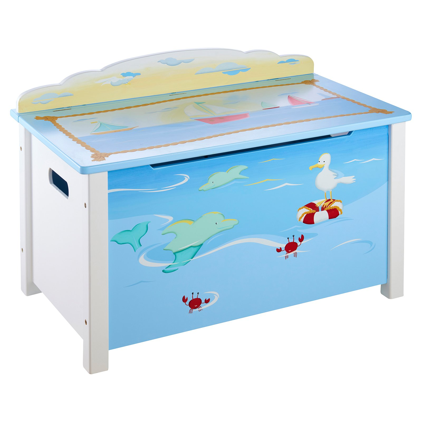 Guidecraft Sailing Toy Box