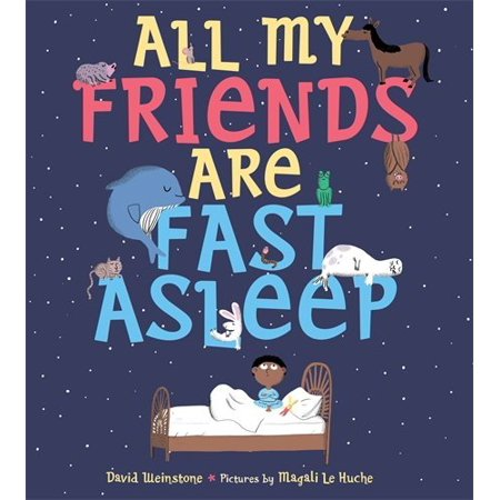 All My Friends Are Fast Asleep - image 1 de 1