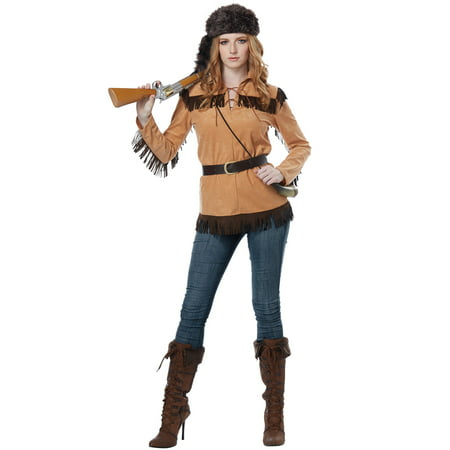 Frontier Lady Adult Costume](Frontier Costumes)