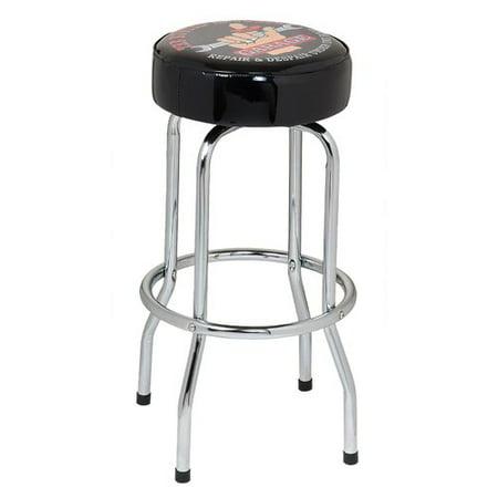 Enjoyable Busted Knuckle Garage Bar Stool Ncnpc Chair Design For Home Ncnpcorg