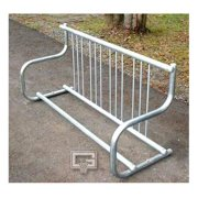 Traditional Single Sided Bike Rack