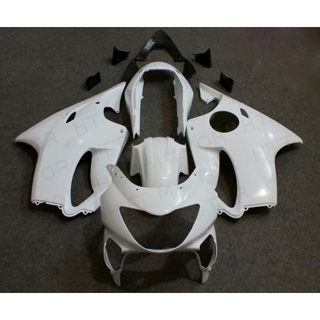 - Unpainted ABS Fairing Bodywork Set For Honda CBR600 F4 CBR 600 1999-2000 99 00