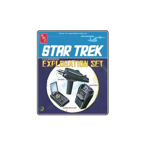 1/3 Star Trek Exploration Set Multi-Colored