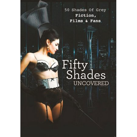 Fifty Shades Uncovered (DVD)](Halloween 2017 50 Shades Of Grey)
