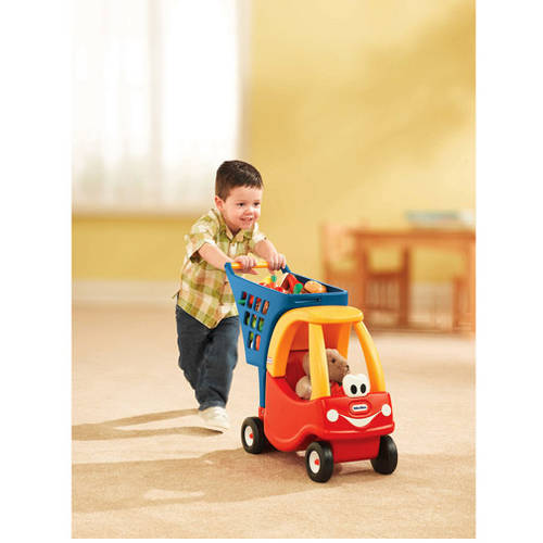 Little Tikes Cozy Shopping Cart