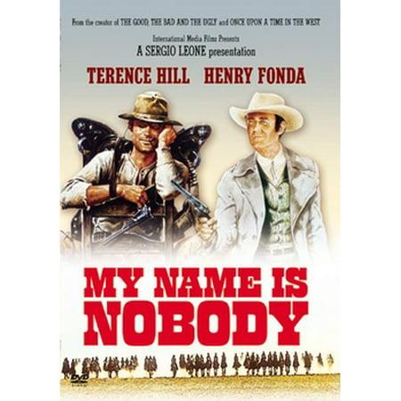 My Name Is Nobody (DVD) - Pagan Halloween Name