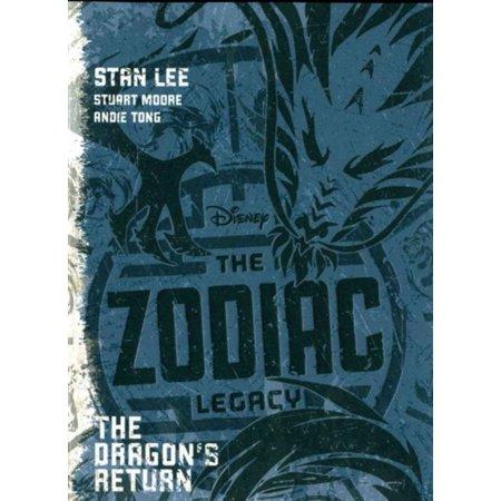 DISNEY THE ZODIAC LEGACY THE DRAGONS RET Zodiac Air Dragon