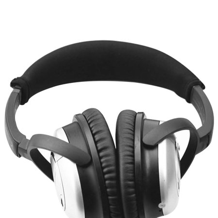 Headphone Headband Protective Cover For Bose Qc15 Over Ear Headphones Cushion Replacement Cover Zipper Design
