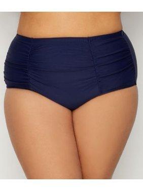 ac80720c552 Product Image Raisins Curve Plus Size Barbados Solids Costa Bikini Bottom