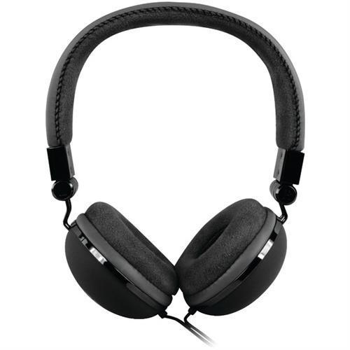 ecko UNLIMITED EKU-STM-BK Storm On-Ear Headphones (Black)
