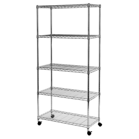Fixed Wire Shelves - 14