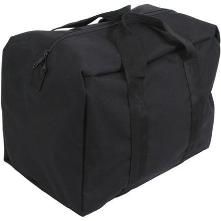 - (Price/EA)Rothco 7264 G.I. Plus Enhanced Air Force Crew Bag-Black