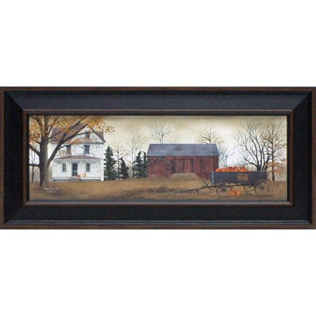 Artistic Reflections Pumpkins for Sale by Jacobs, Billy Framed Painting Print ()