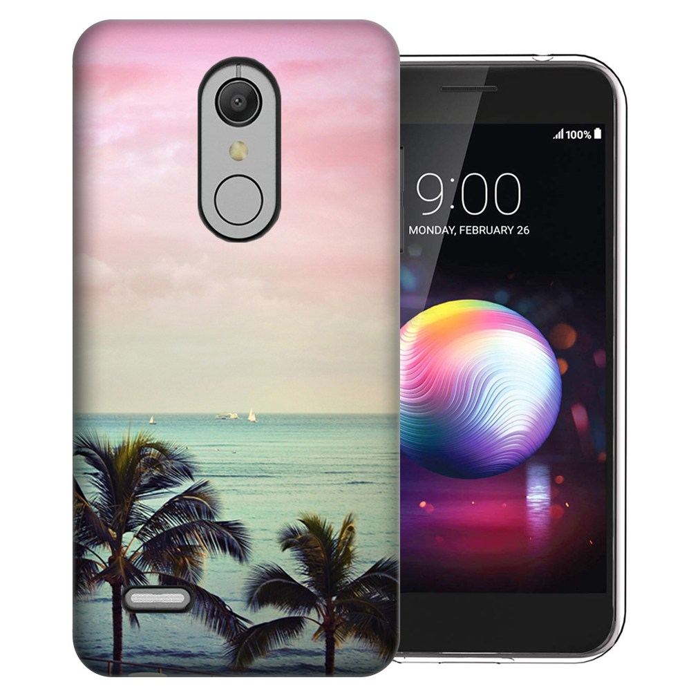 Mundaze Lg K40 X420 Vacation Dreaming Design Phone Case