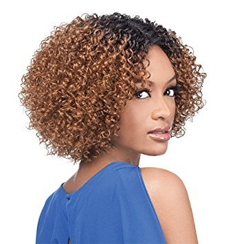 Outre Synthetic Lace Front Wig - Jackie-1