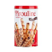 Pirouline Creme Filled Wafers, Dark Chocolate, 14oz