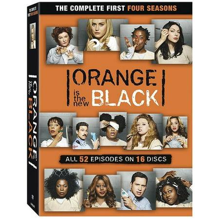 Orange Is The New Black: Season 1-4 ( (DVD)) - Orange Is The New Black Mendez