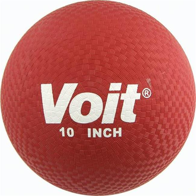 Olympia Sports BA087P 10 inch Voit Playground Ball