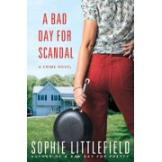 A Bad Day for Scandal - eBook