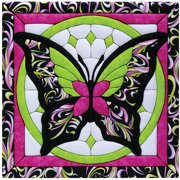 Butterfly II Quilt Magic Kit